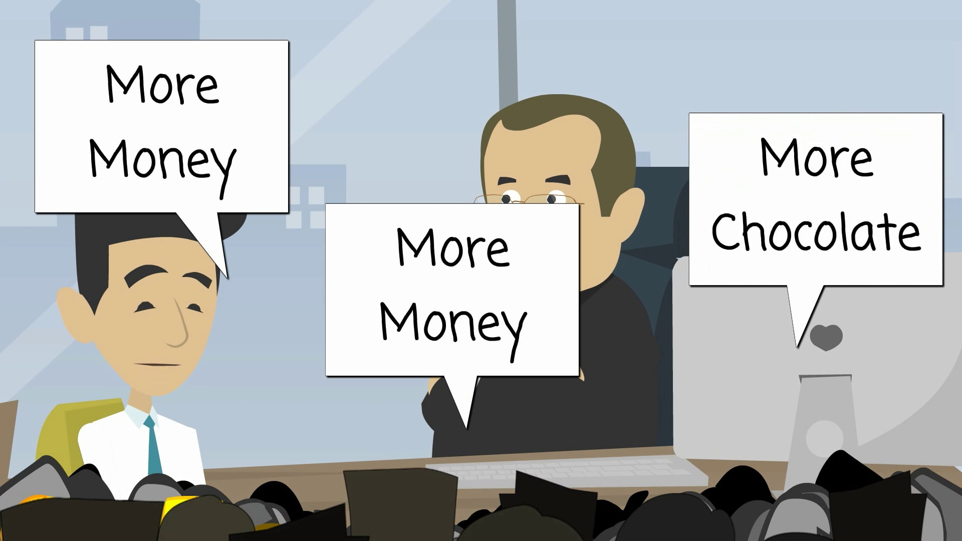 Demystifying Fraud and Corruption - Part 3 - What do people with loads of money want?