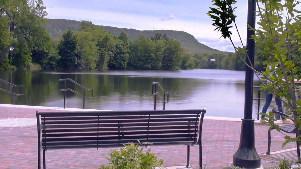 Travel Video: Nashawannuck Pond Boardwalk