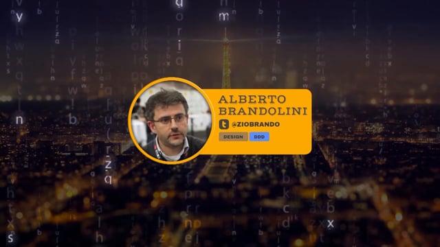 INTRODUCING EVENTSTORMING - Alberto Brandolini
