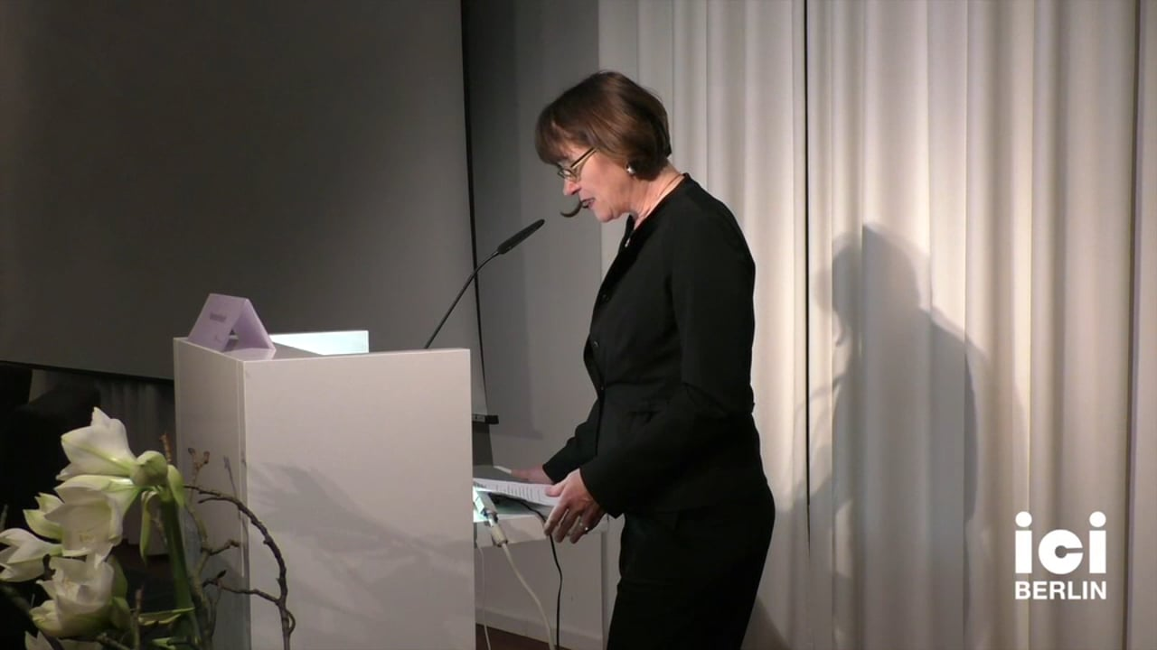 Introduction of Gertrud Koch by Astrid Deuber-Mankowsky [7, 1]
