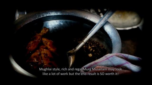 Murgh Musallam chili paprika recept