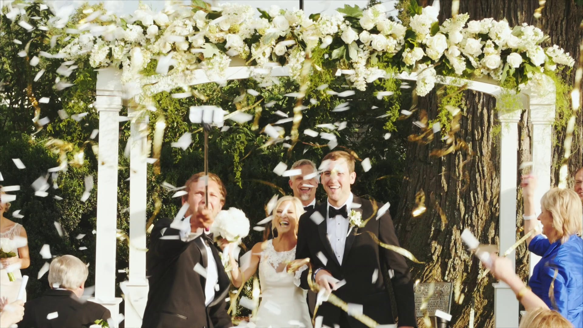 Shea + Reese   Belle Meade Country Club Nashville, TN Wedding