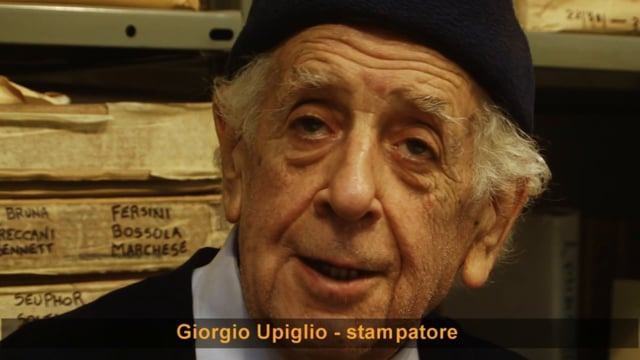 L'ARTE DELLA CALCOGRAFIA - Giorgio Upiglio