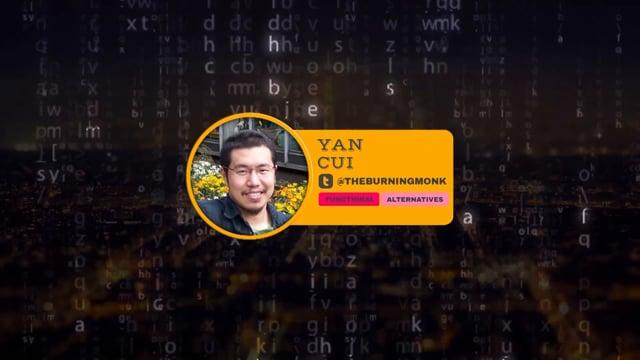 MY ADVENTURE WITH ELM - Yan Cui