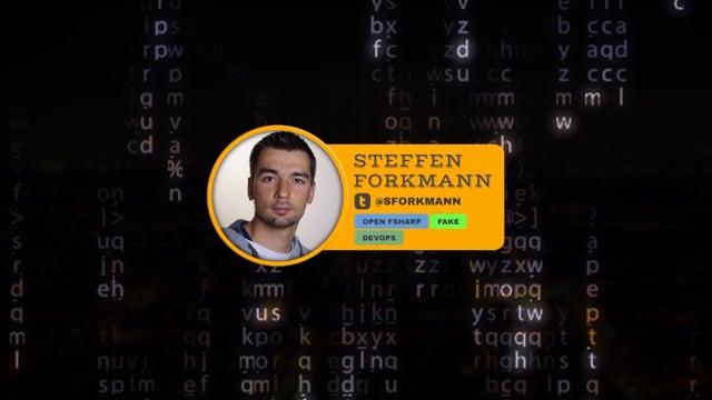 FAKE – A DSL FOR BUILD TASKS - Stephen Forkmann
