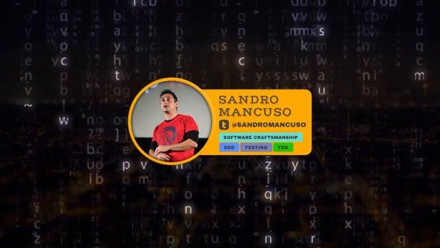 INTERACTION DRIVEN DESIGN - Sandro Mancuso