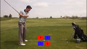 9 To 3 Four Square - Driver Impact Path Training