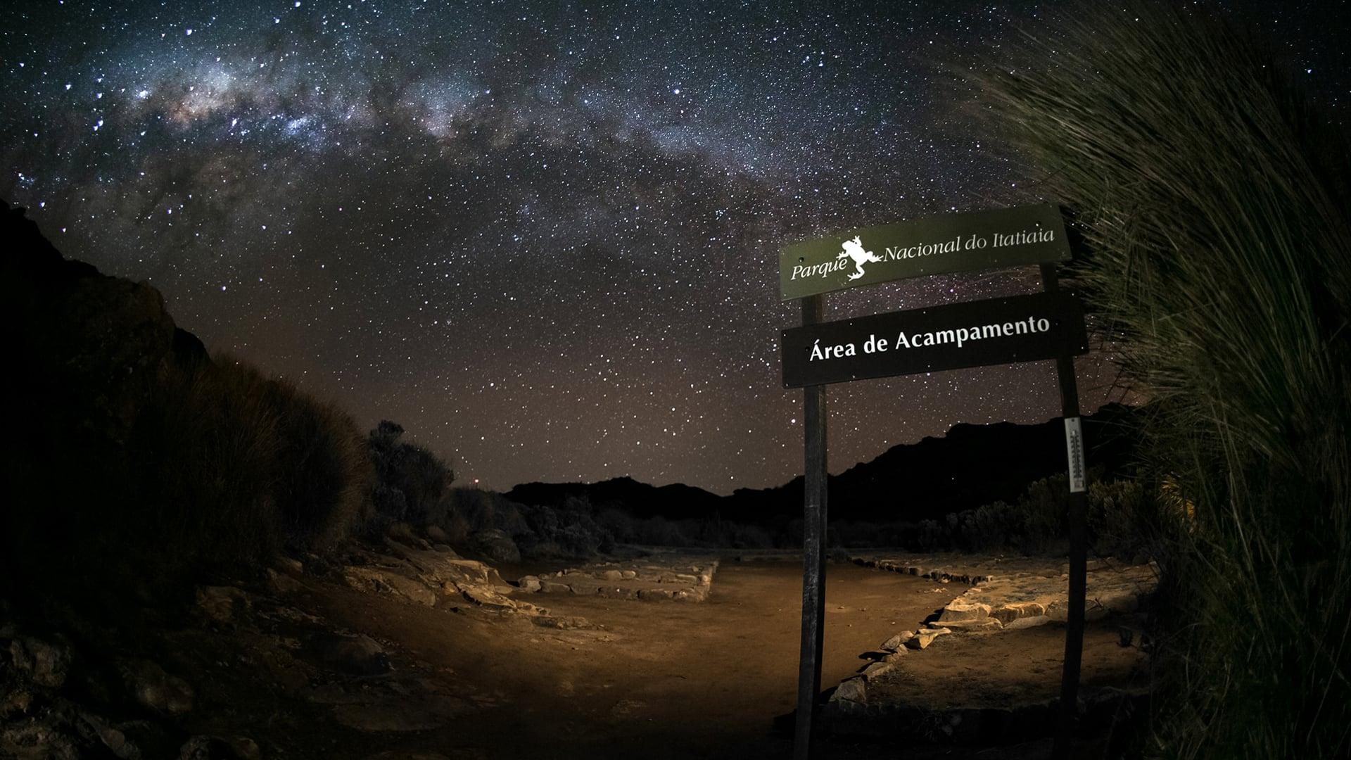 Itatiaia National Park Time Lapse