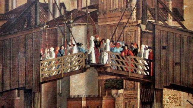 The Rialto of Venice: Medieval Manhatten
