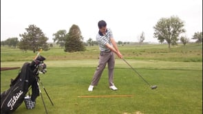 Pull...then Push - Feeling Downswing Sequence
