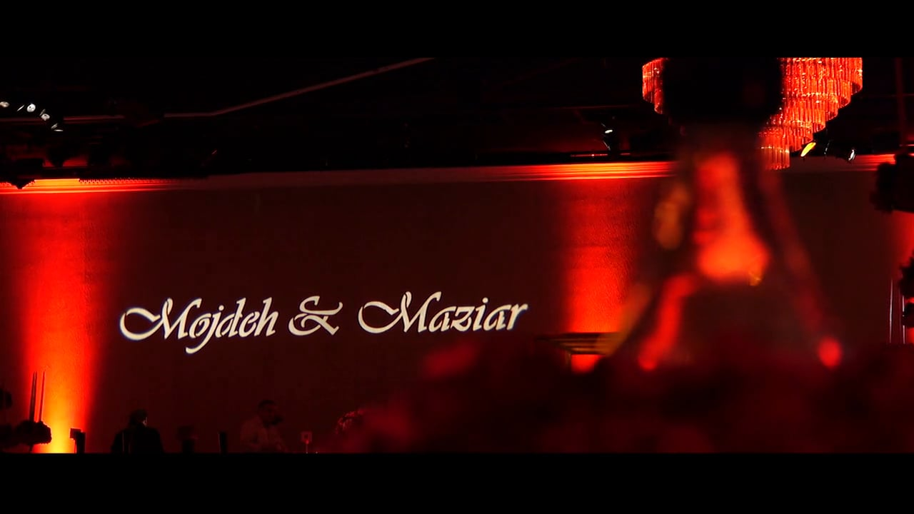Mojdeh & Maziar