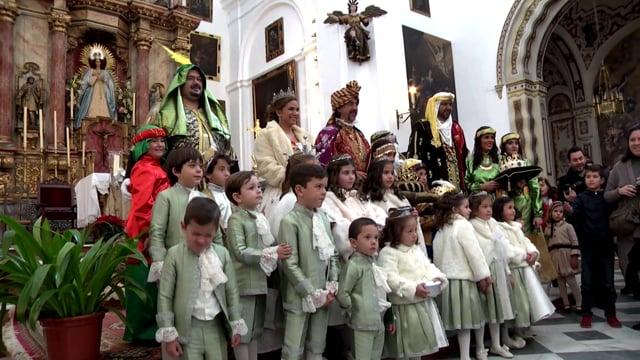 Resumen Promulgación de  Reyes Magos 2015.