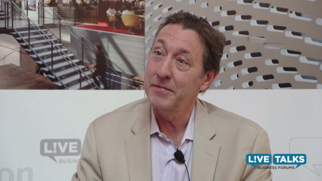 George Bodenheimer in conversation with Chris Connelly