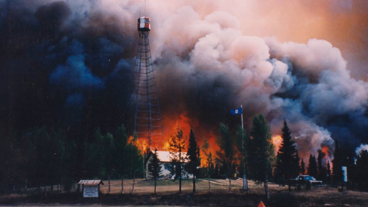 Burning out in Canada and Beyond