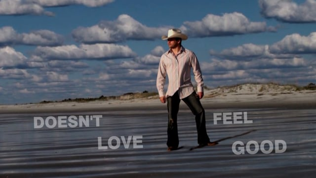 Doesn't Love Feel Good by Chris Sparks   Lyrics Video   Rough Mix/Vocals