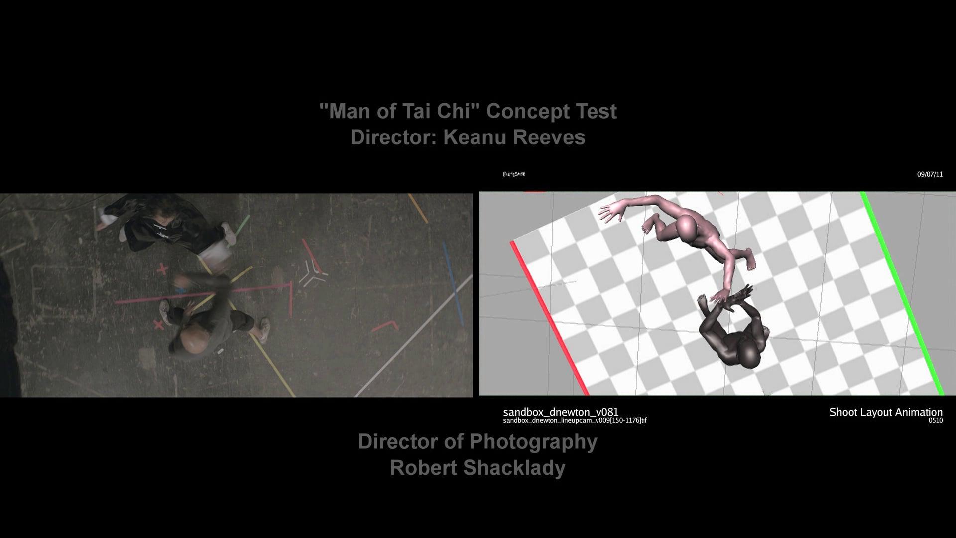 KR Proof of Concept Test