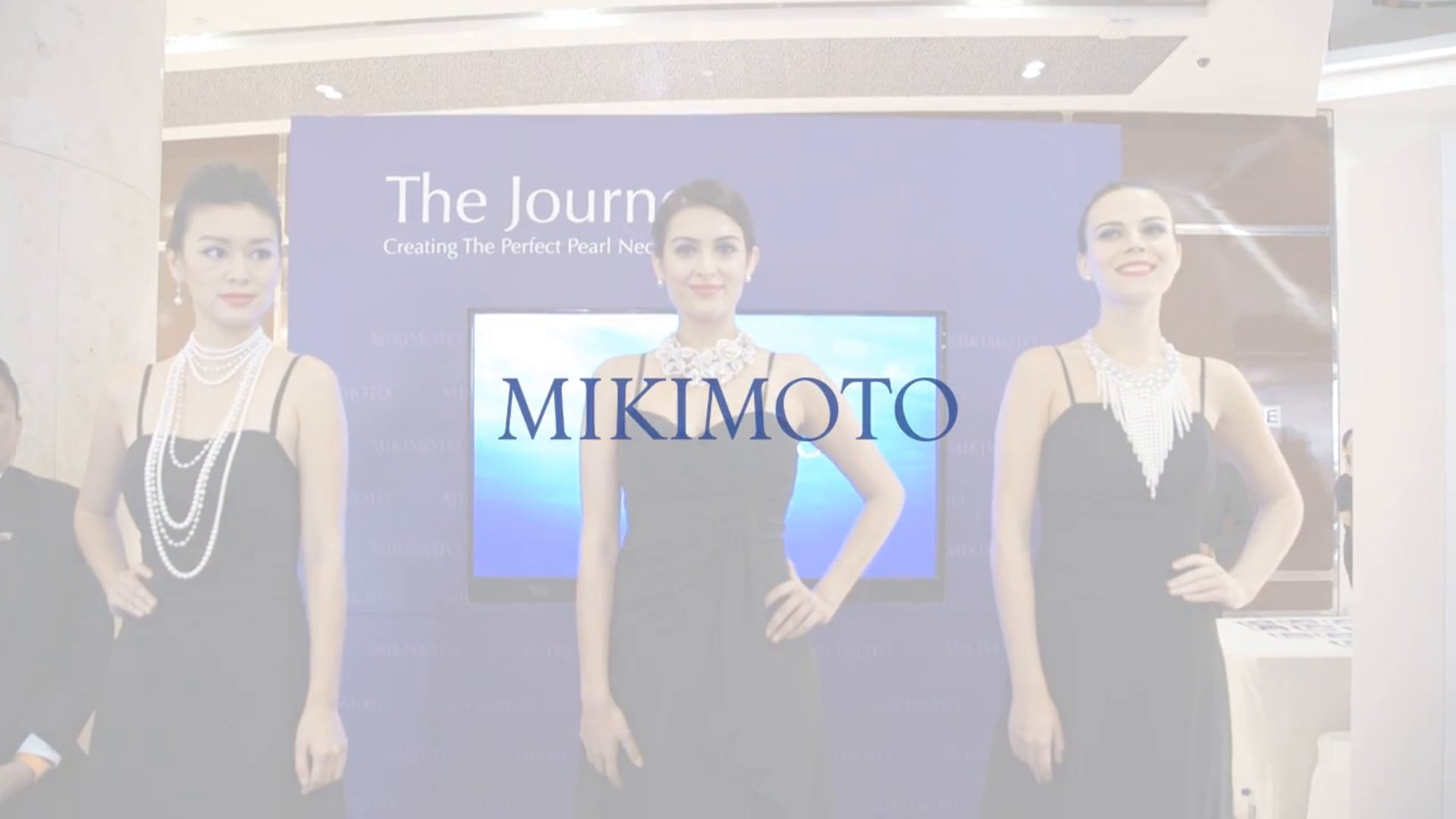 MIKIMOTO FLAGSHIP BOUTIQUE ION GRAND OPENING