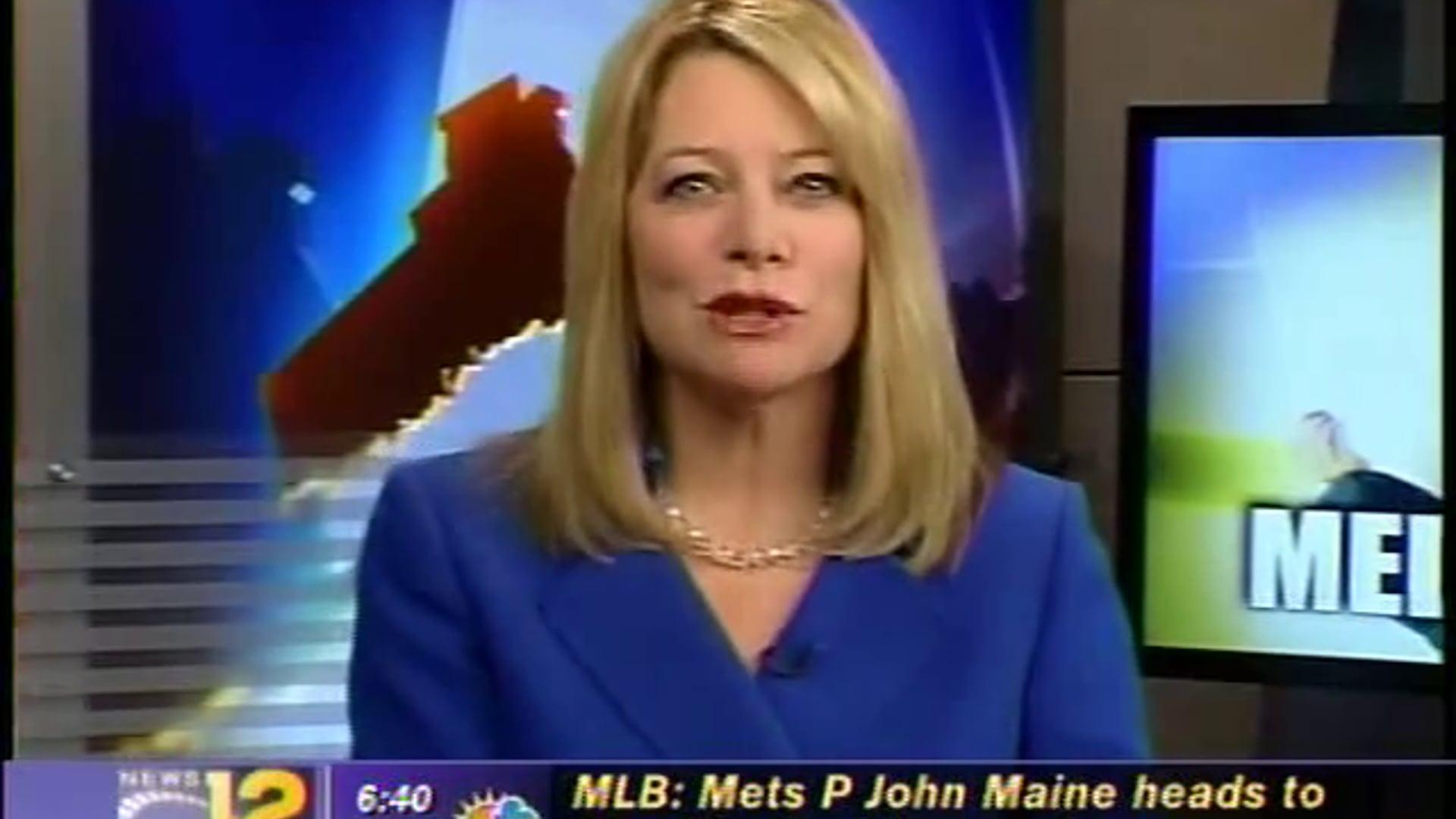 NEWS 12 CONNECTICUT: Women's Sports Injury Program at Yale University