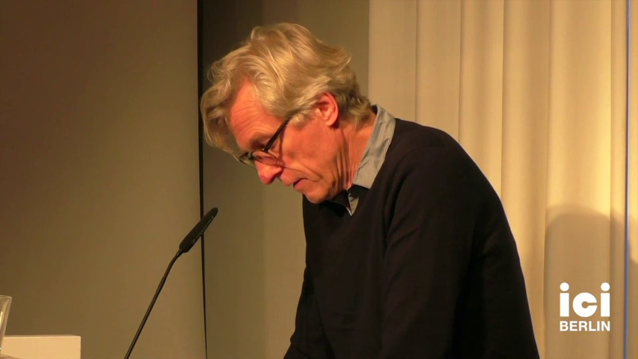 Talk by Reinhold Görling [4, 2]