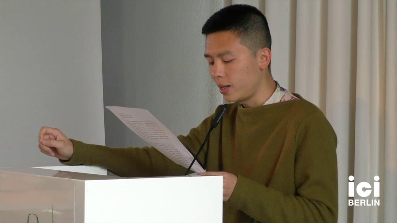 Response by Zairong Xiang [Part 1, 4]