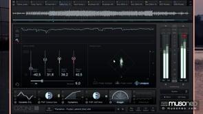 Kontrola szerokości bazy stereo