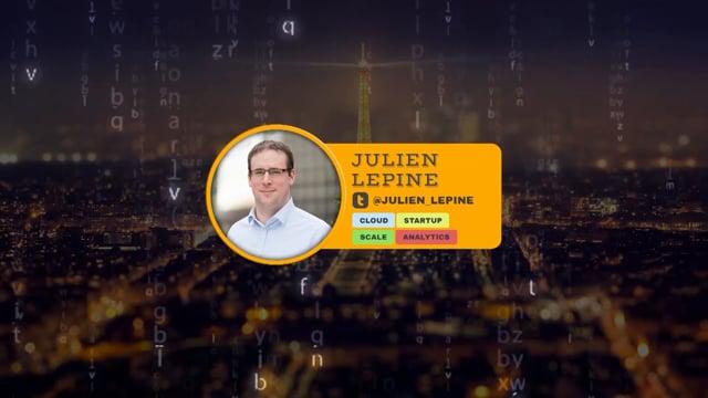 CLOUD FOR STARTUP SUCCESS - Julien Lepine