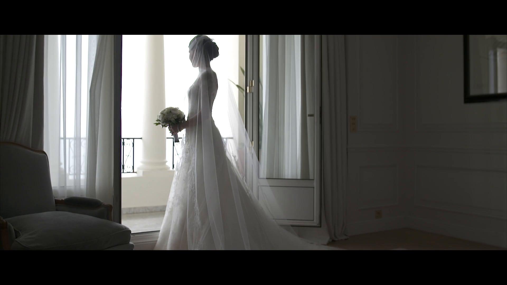 BEAUTIFUL WEDDING - FRENCH RIVIERA - 2015
