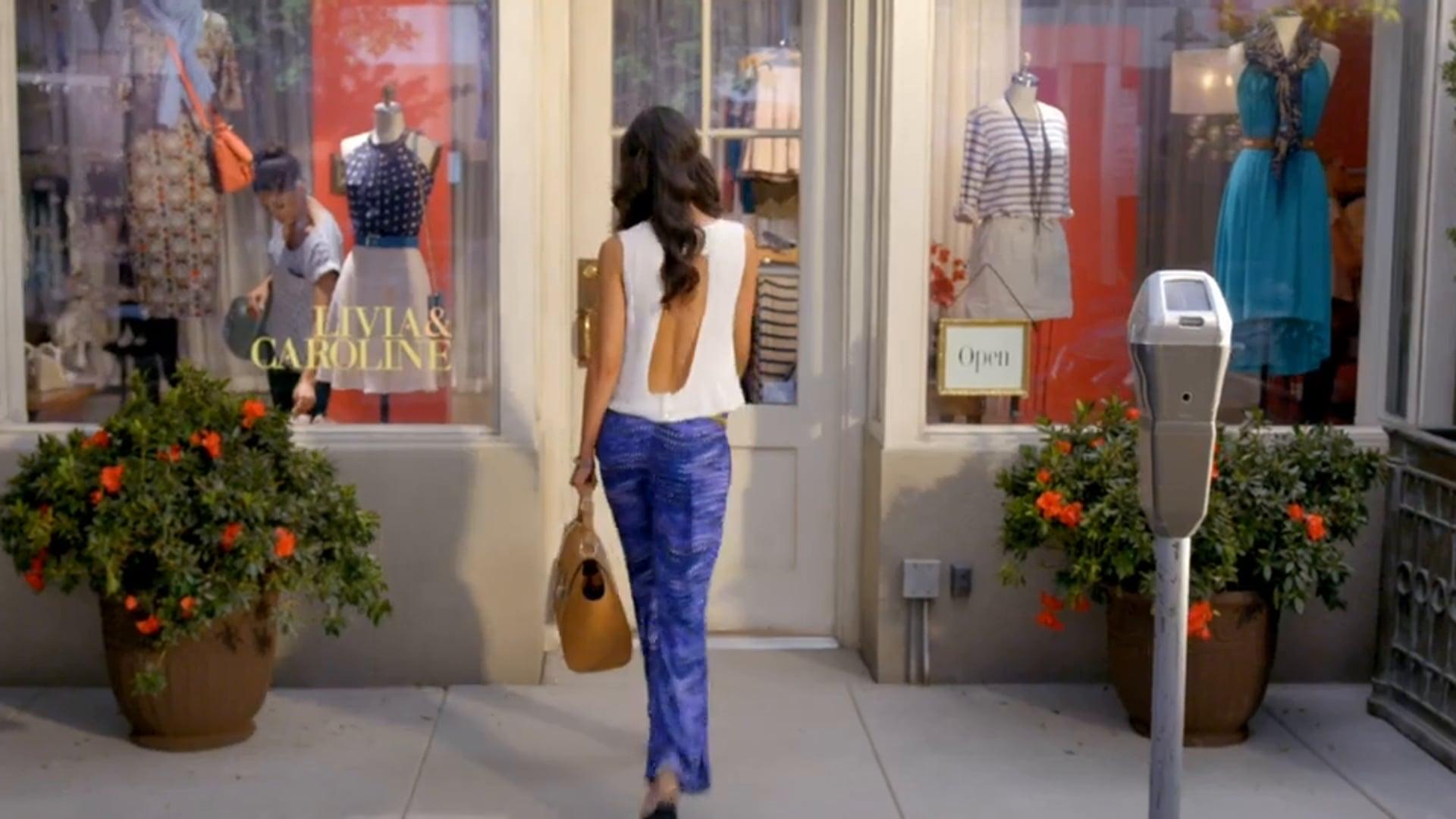 """Marshalls """"Synchronized Shopping"""""""