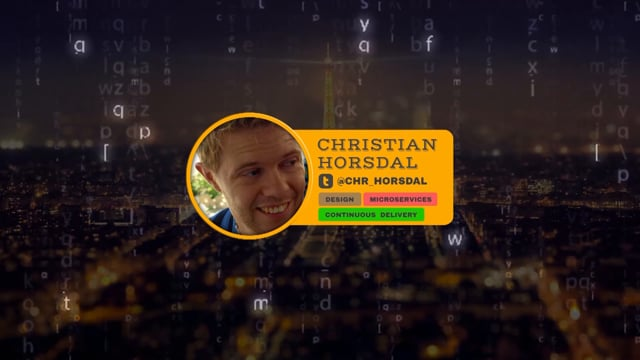 LAYERS CONSIDERED HARMFUL - Cristian Horsdal