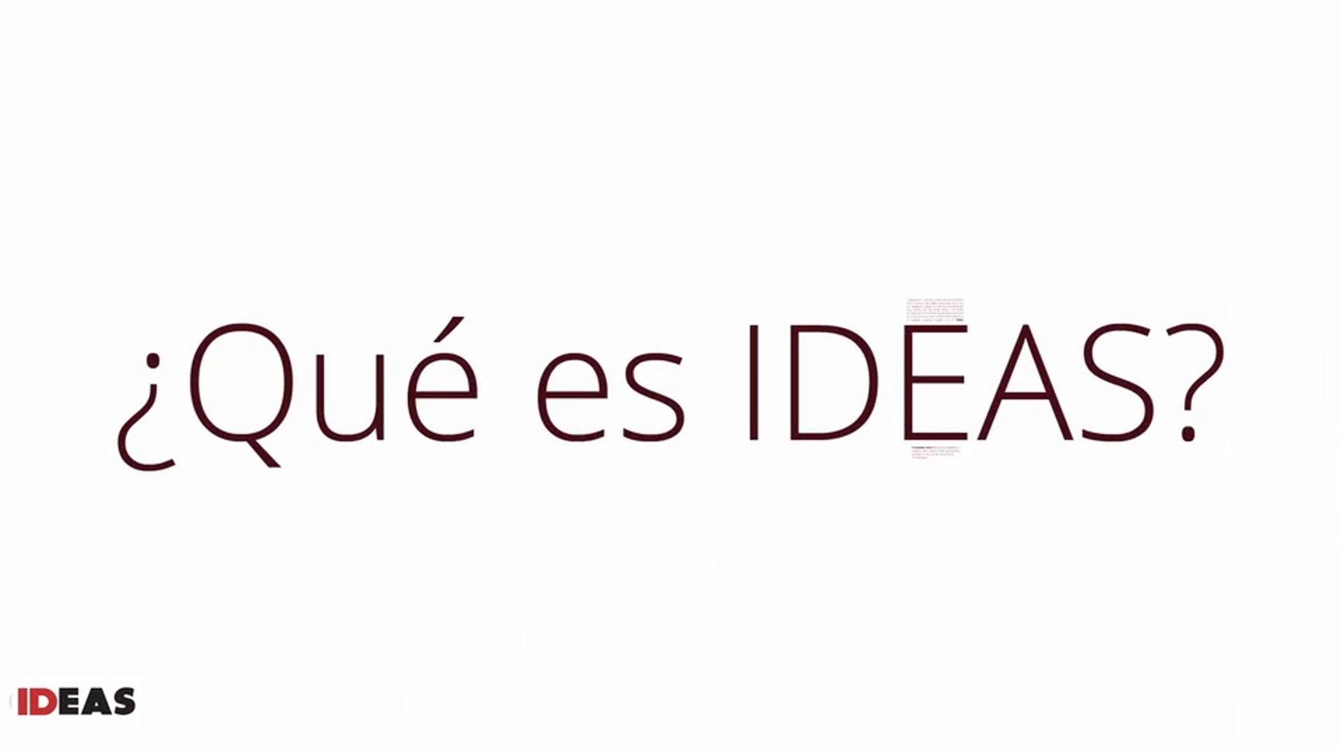 Comparte Ideas - Vídeo Explicativo