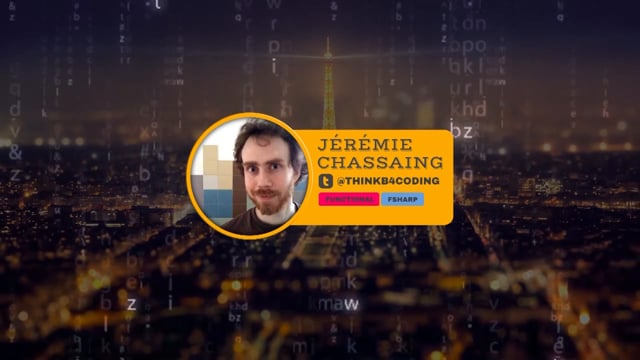 IF YOU'RE NOT LIVE CODING, YOU'RE DEAD CODING ! - Jeremy Chassaing