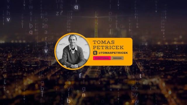 FUNCTIONAL LIBRARY DESIGN - Thomas Petricek