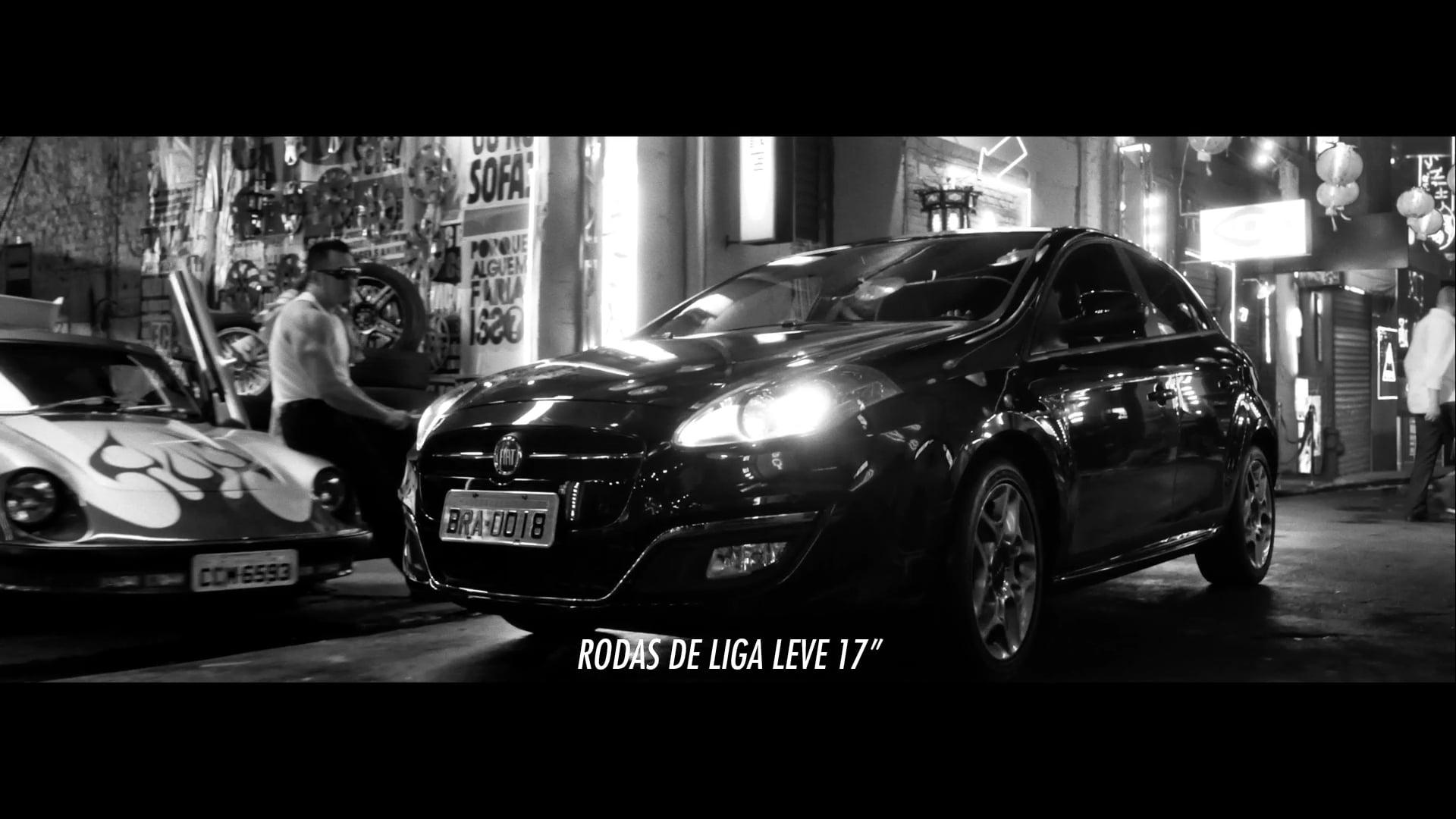 Fiat - Bravo (Noir)