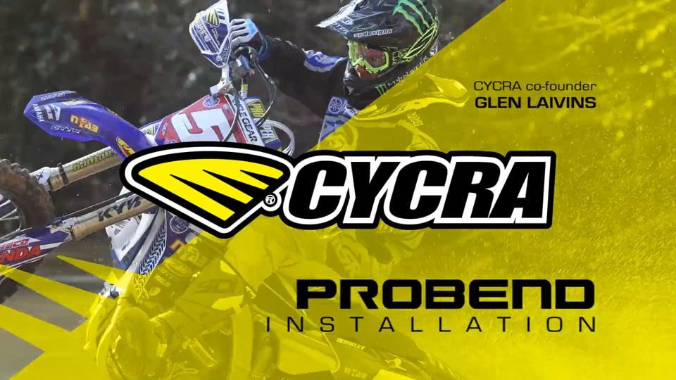 Cycra Probend Install