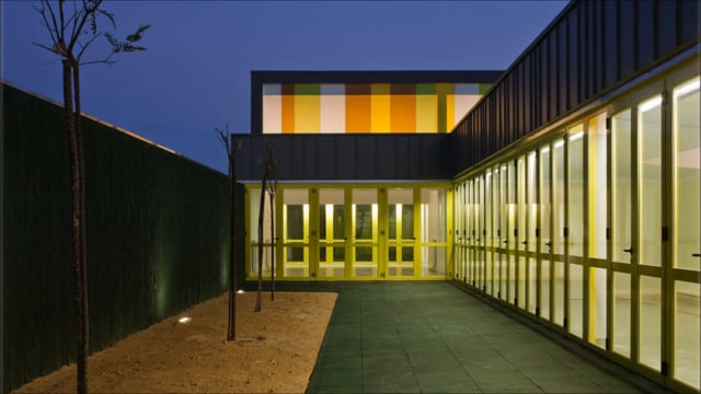 Nursery in La Pañoleta for Architecture for Social Gain Award 2015 edition