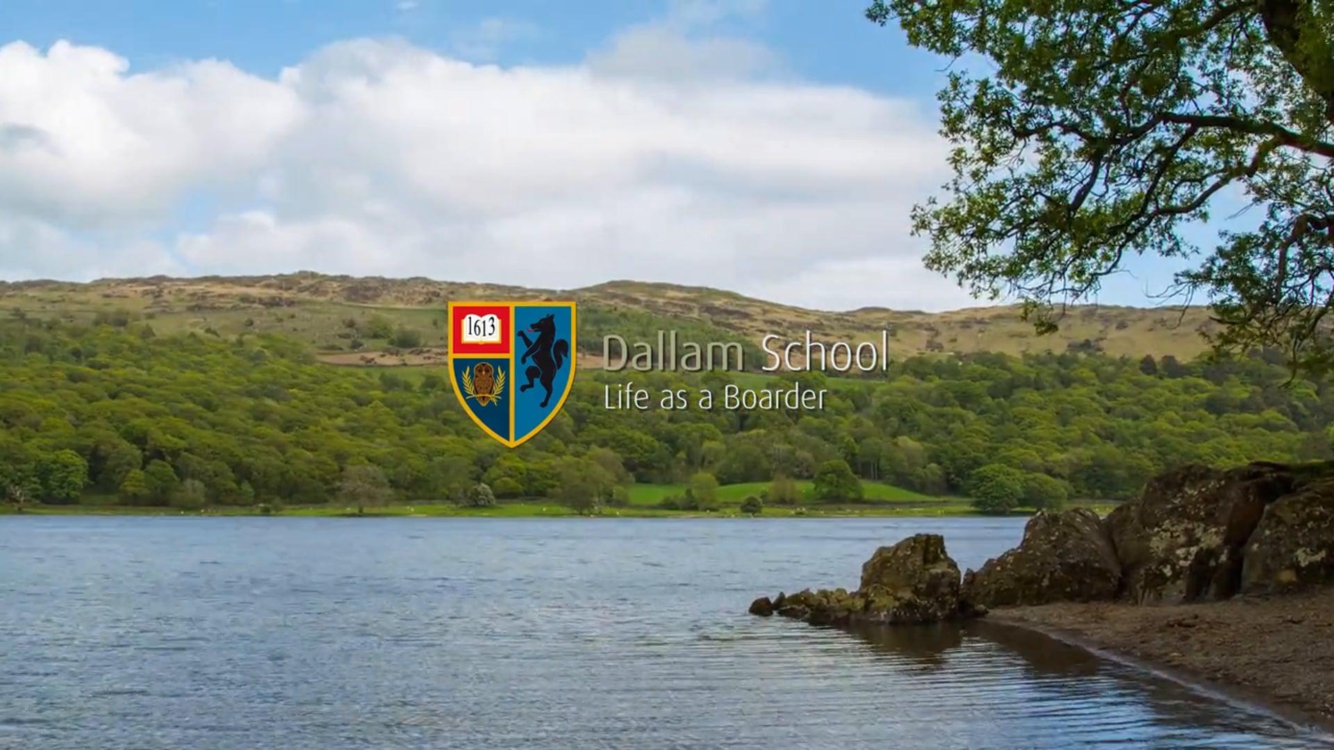 Dallam School - Life as a Boarder