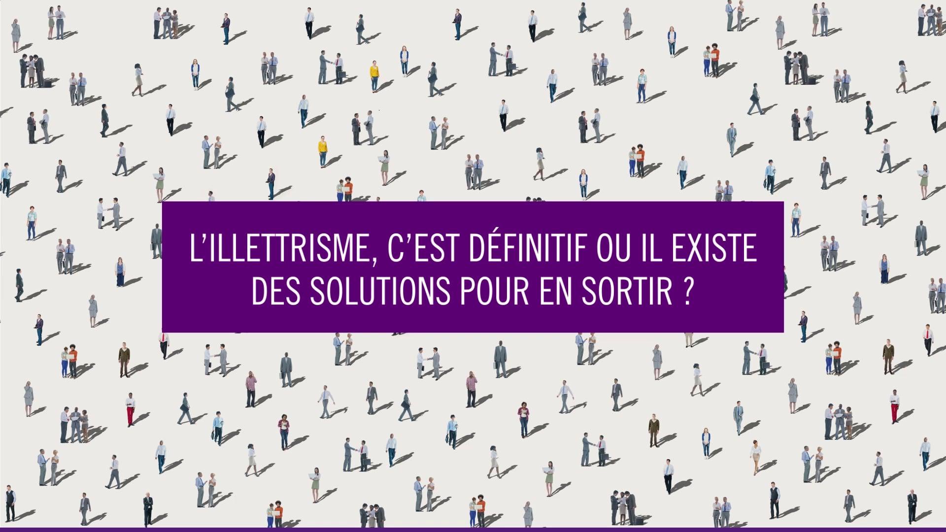 Illettrisme - Le retard français en question