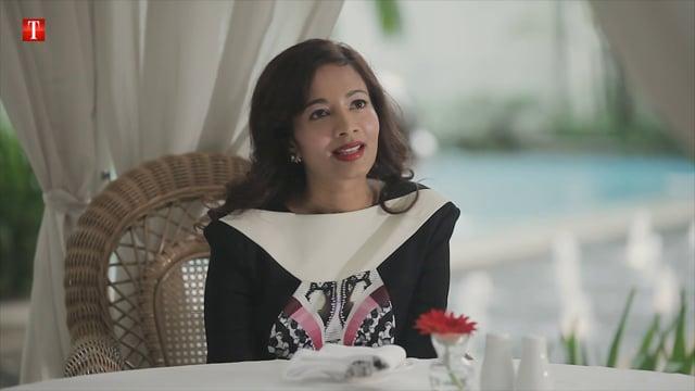 Singapore Tatler - Interview with Iroshini Chua