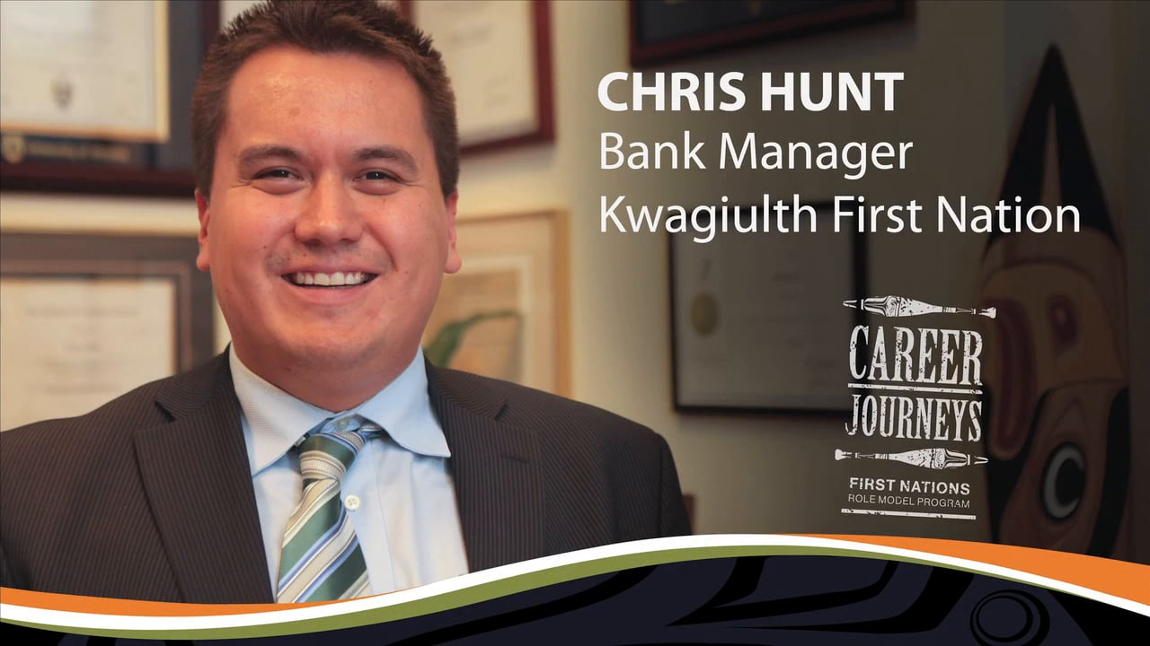 Chris Hunt, Bank Manager, Careers in Business