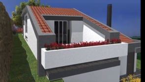 Progetto Villetta - L'esterno