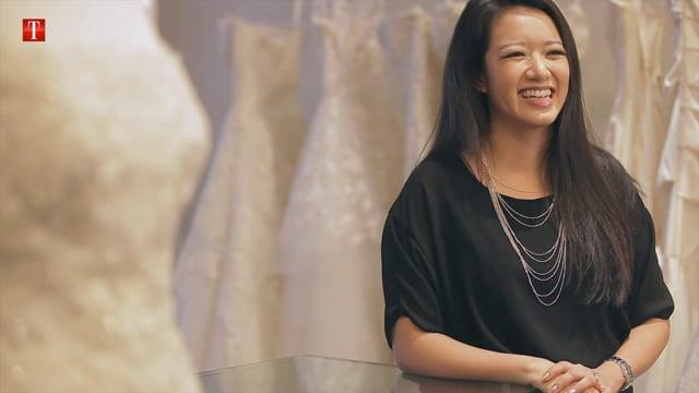 Singapore Tatler - Interview with Elaine Kim