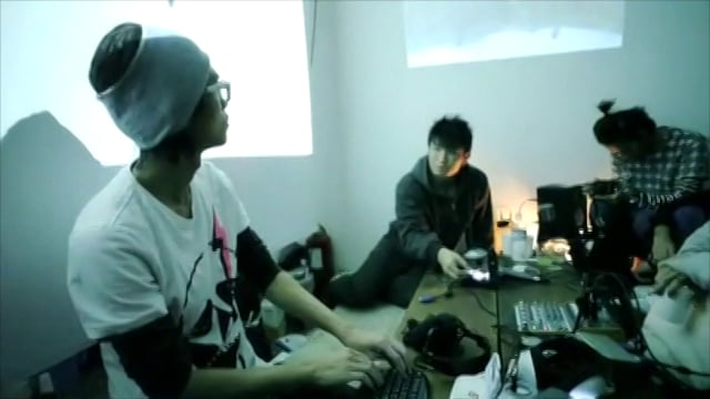 Chris Cheung   Steve Nerve   Henry Chu   Sadam    Matoba  live at Experimenta 2011