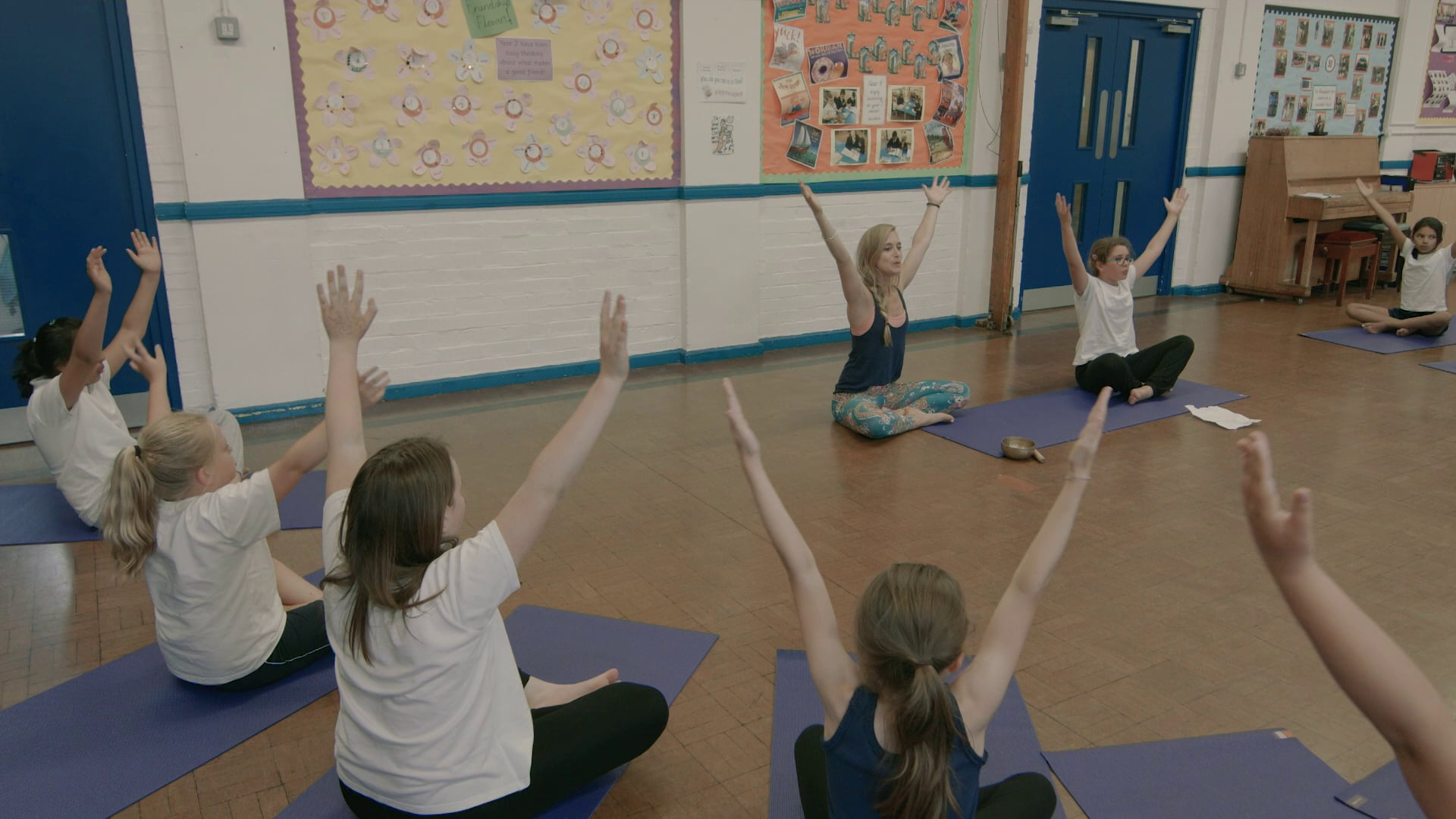 Yoga Project UK Teach First Application