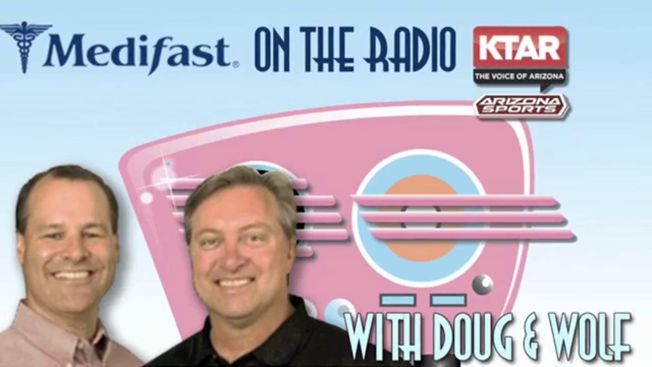 Doug & Wolf Speak With Medifast Arizona Success Story Val