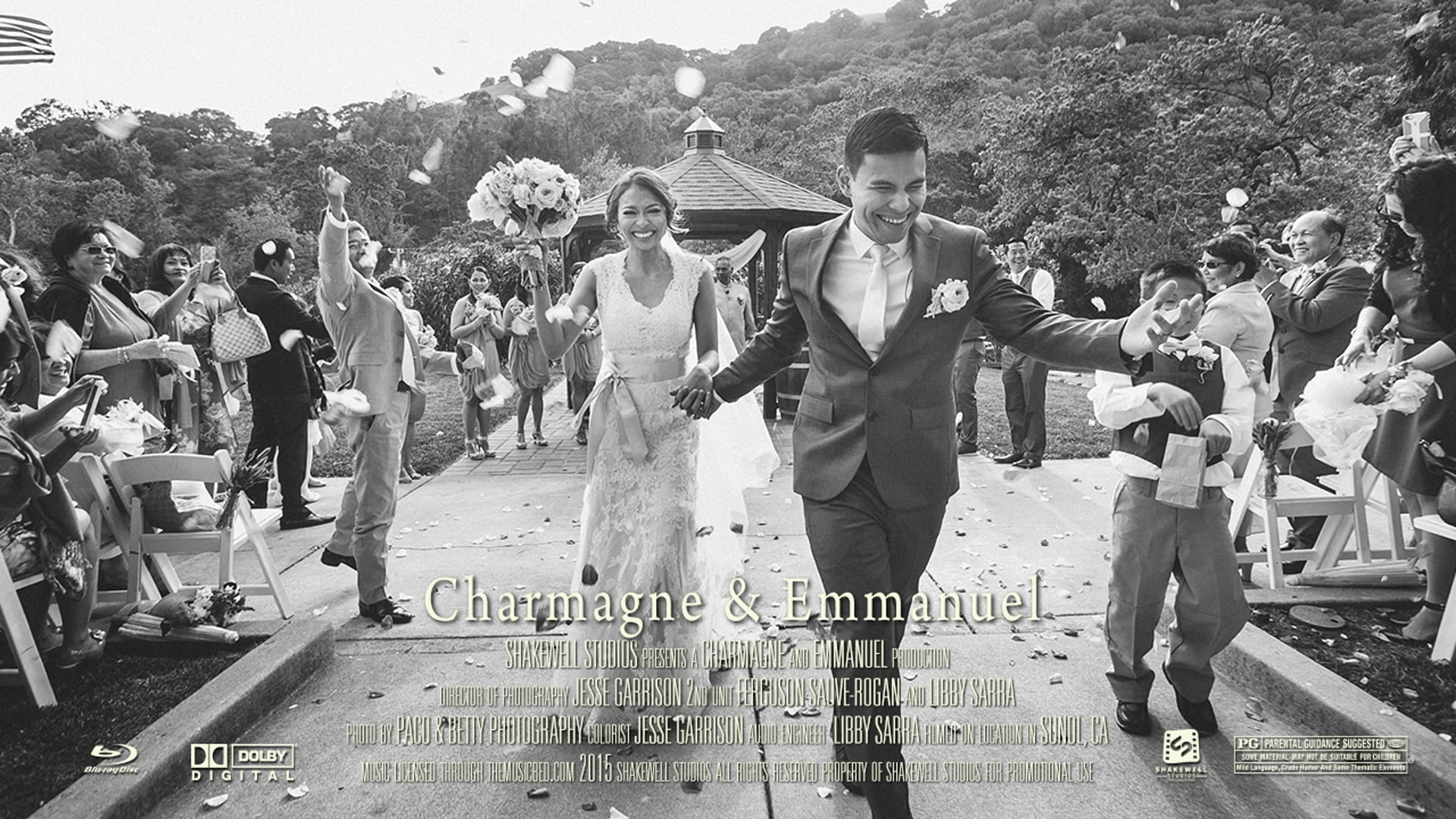 Charmagne & Emmanuel I Elite Series I Elliston Vineyards, Sunol CA