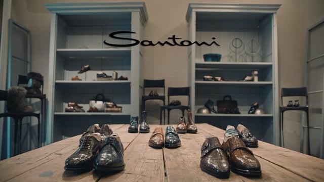 Santonio Shoes Corporate