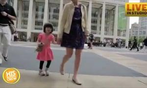 NYC Ballet Holds Workshop for Disabled Kids