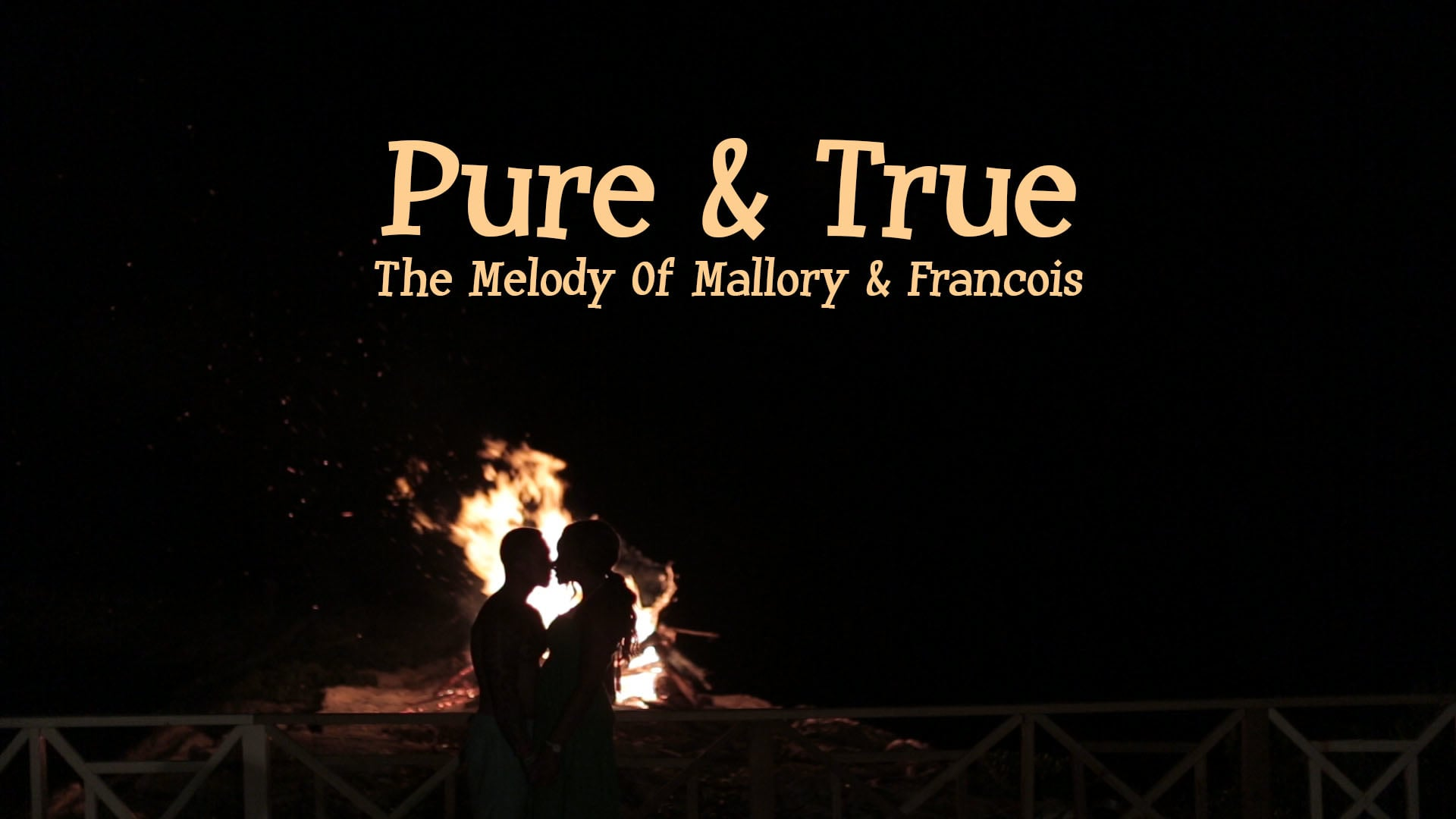 Pure & True - The Melody of Mallory & Francois (Montego Bay, Jamaica) by Marrone Films