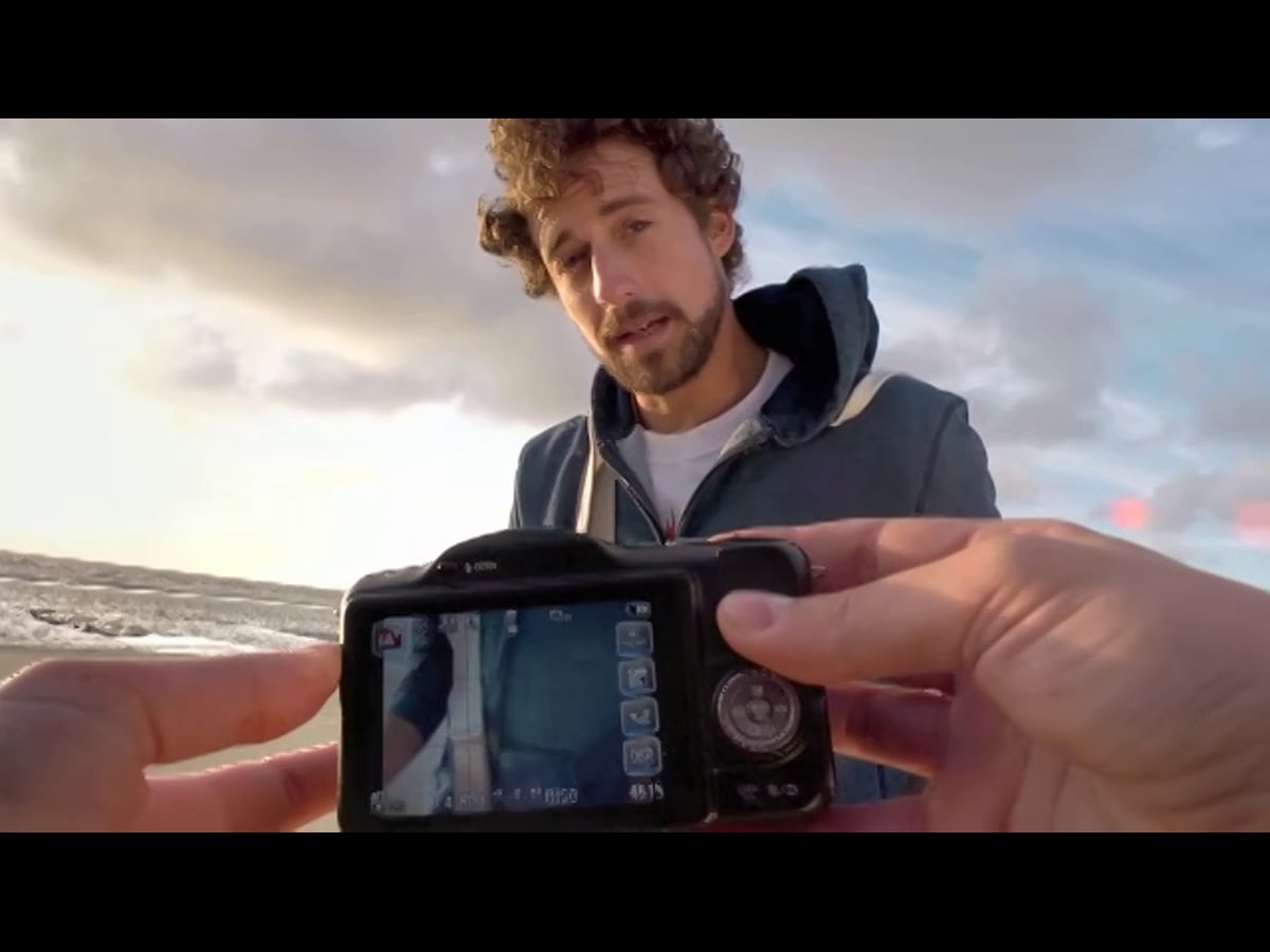 Panasonic-The Beach