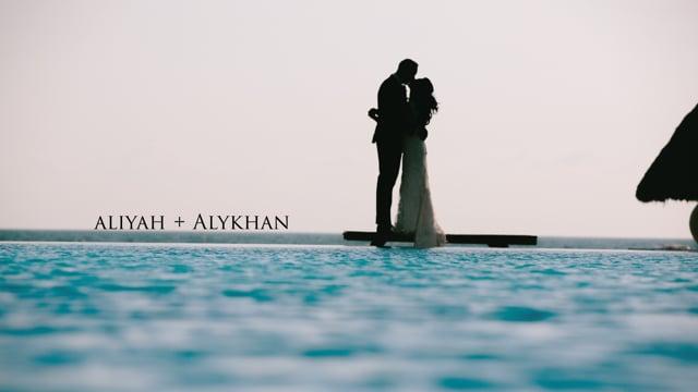 Aliyah + Alykhan Mexico Destination Wedding Video Same Day Edit, SDE, Grand Velas Resort